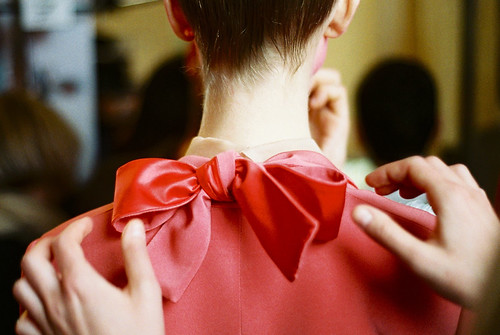 before Alexis Mabille | by Kasia Bobula