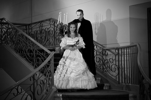 Phantom of the Opera (2) - B&W | by Freelance Photography by NIKO
