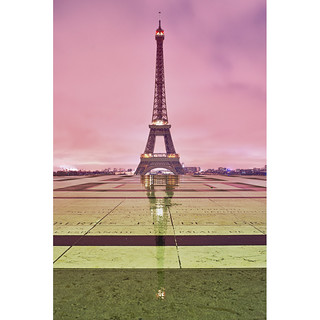 Paris, la Tour Eiffel | by Zed The Dragon