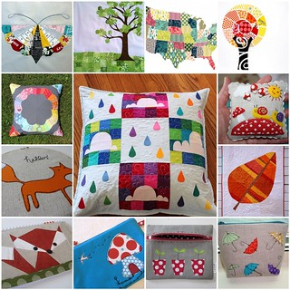 Picnic Quilt Ideas for Bee | by This Crafty Fox ~ Tiffany