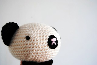 Bowl Panda Bear Amigurumi | by à voir etc...