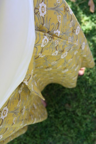 yard sale skirt | by from little things - Mel