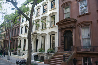 White Brownstones | by john weiss