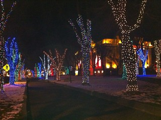 Prescott Square Christmas Lights | by primatepatio