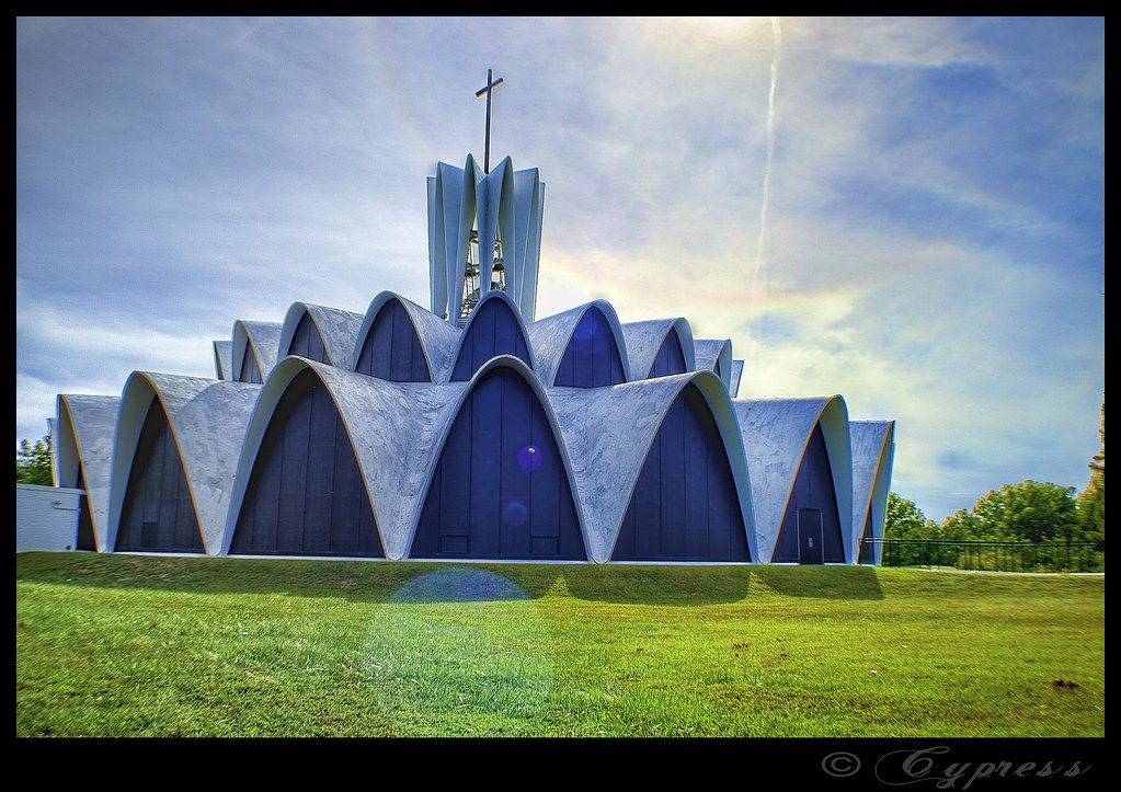 HDR - St  Louis Abbey | cypress1976 | Flickr