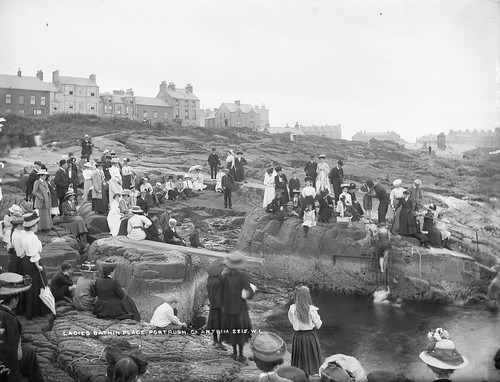 Ladies' Bathing Place | by National Library of Ireland on The Commons