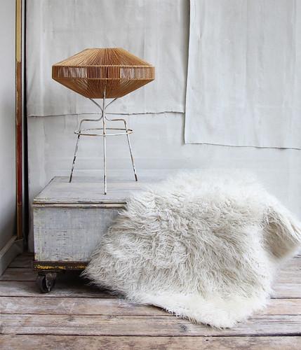 Vintage Alpaca Rug