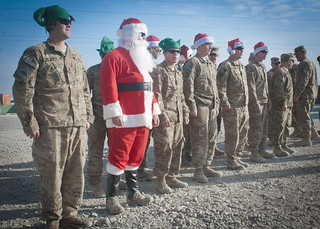 Christmas in Regional Command-East [Image 2 of 3] | by DVIDSHUB