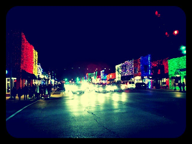 ... Downtown Rochester Christmas Lights | By Marjeux