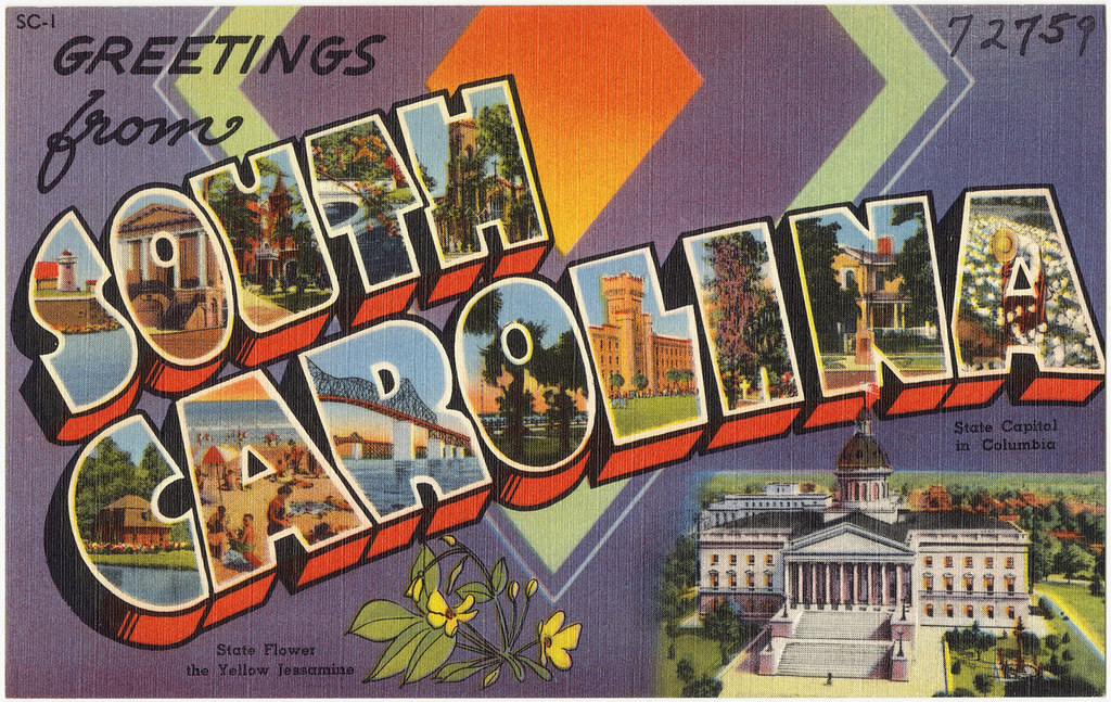 Greetings from south carolina file name 0610018623 titl flickr greetings from south carolina by boston public library m4hsunfo