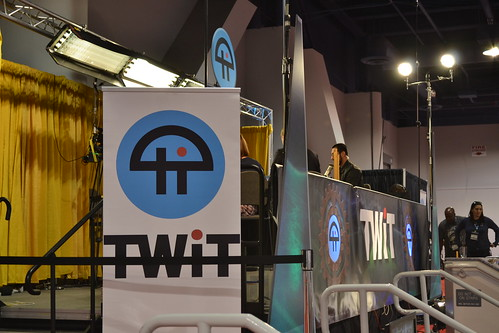 TWiT stage | by International CES