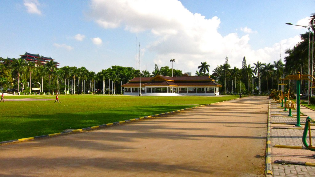 lapangan merdeka medan