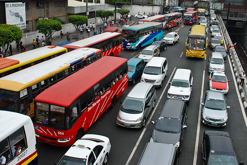 Changing Course in Urban Transport | by Asian Development Bank