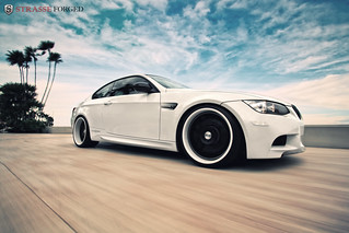 Strasse Forged BMW M3 | by Raymond N
