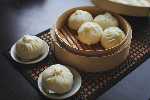 steamed buns | by Simply Stardust