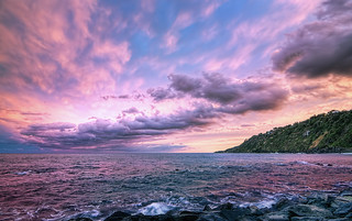 Purple Sky over the Timpa | by falcoprof