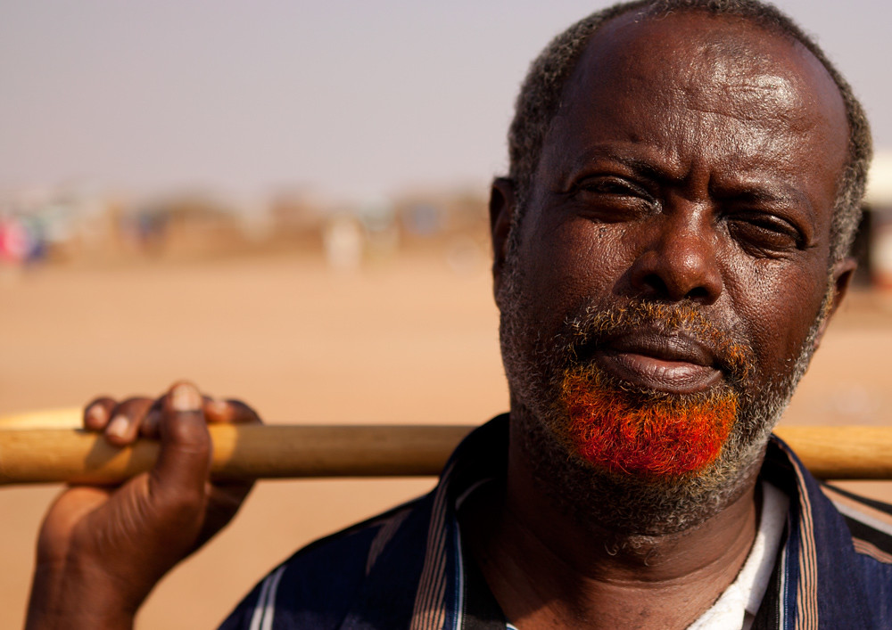 An Easy Way To Spot A Somali Man Is By The Beard Many Us Flickr