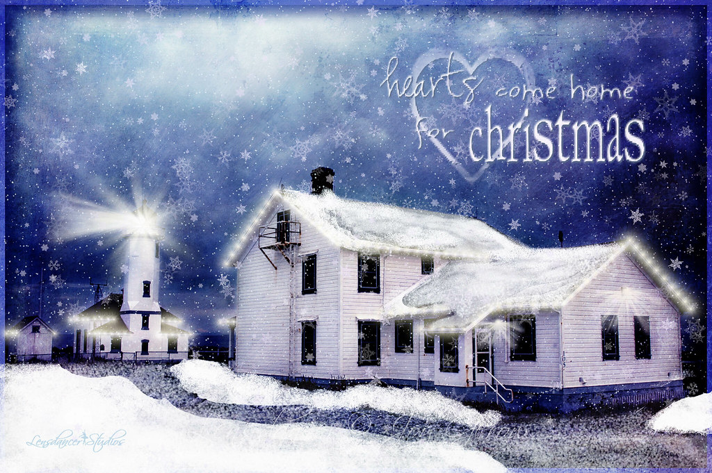 all hearts come home for christmas by imagemakercan the lensdancer - Home For Christmas