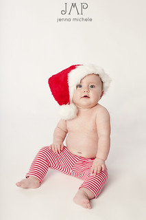 Sadie's First Christmas | by Jenna Michele Photography