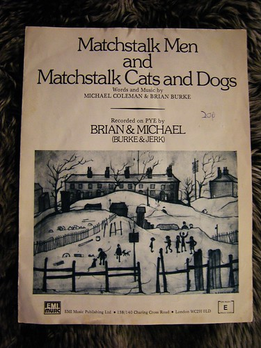 Matchstalk Men And Cats And Dogs