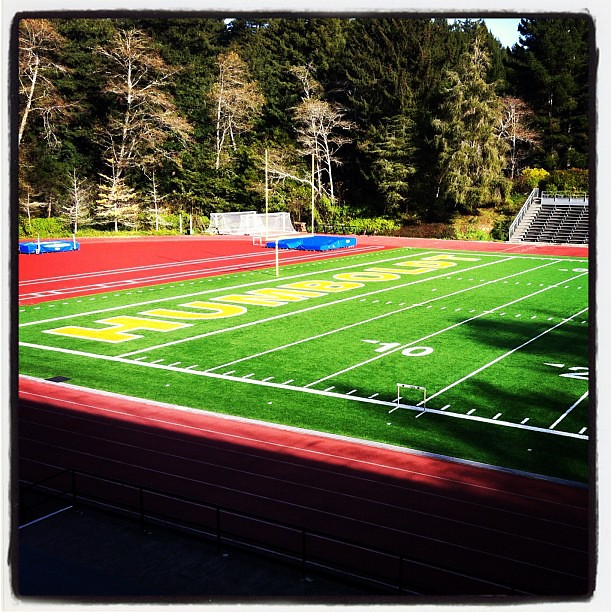 Humboldt State University Football Stadium