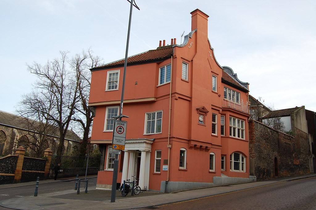... Armada House, Norwich   By Cameron Self