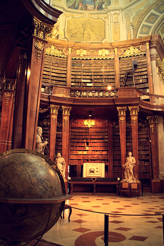 Austrian National Library | by FEOtwo
