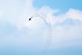 Inverted Helicopter at the 2011 OC Air Show | by ocmdhotels