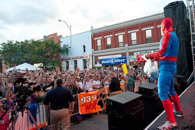 2011 Celebrate Erie Event