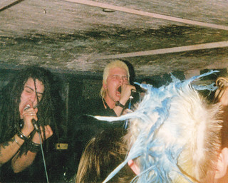 Extreme Noise Terror live 1990 | by convergent_evolution