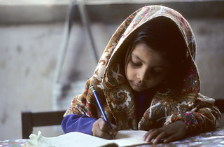 Portrait of Pakistani Schoolgirl | by United Nations Photo