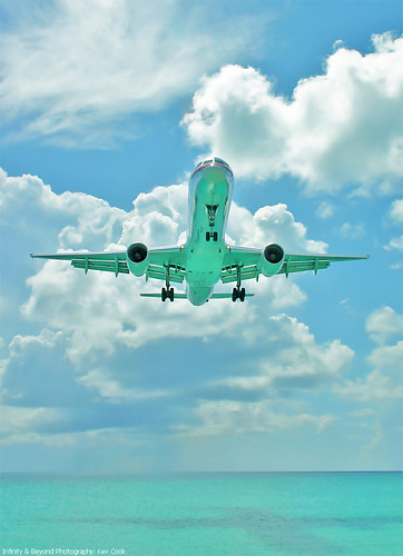 AA B757 St Maarten *Explored* | by Infinity & Beyond Photography