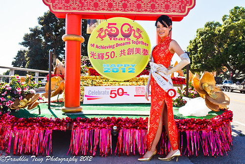 113th Los Angeles Golden Dragon Parade and Chinese New Year Festival 2012 | by FJT Photography