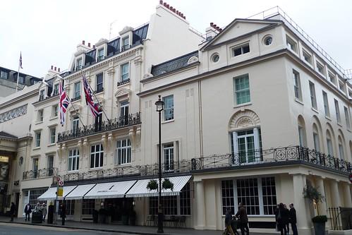 Haymarket Hotel London Website