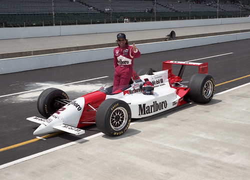1994 emerson fittipaldi indianapolis motor speedway for Indianapolis motor speedway com