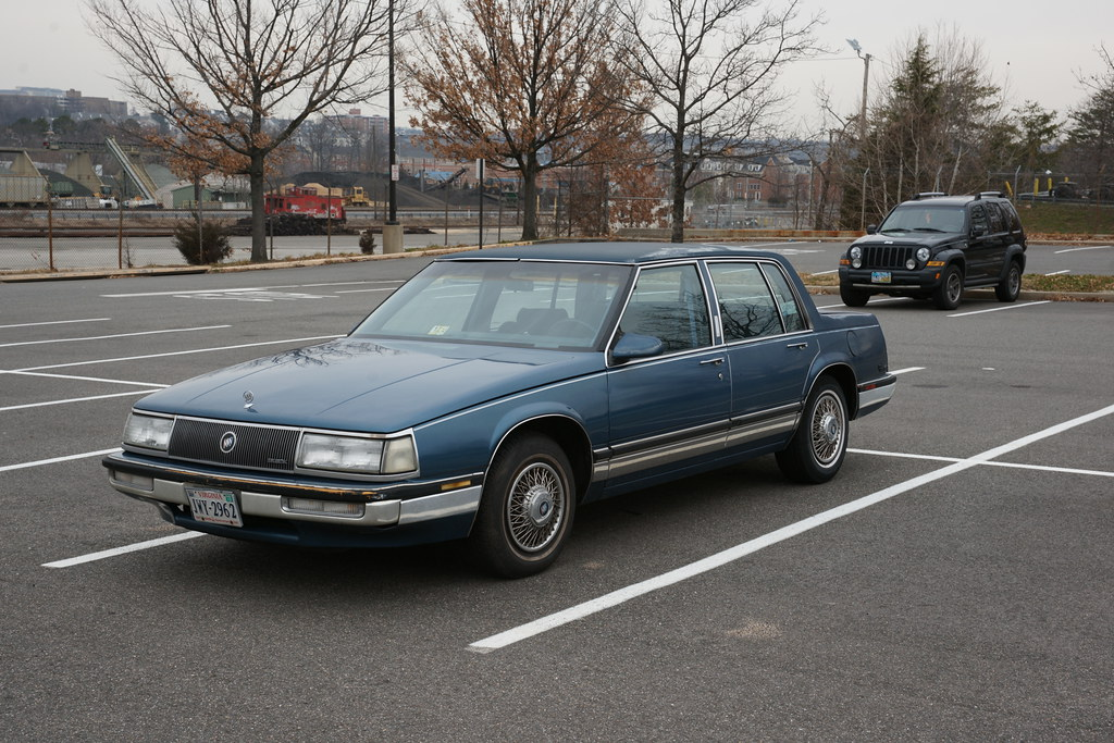 1989 buick electra park avenue 1989 buick electra park ave flickr