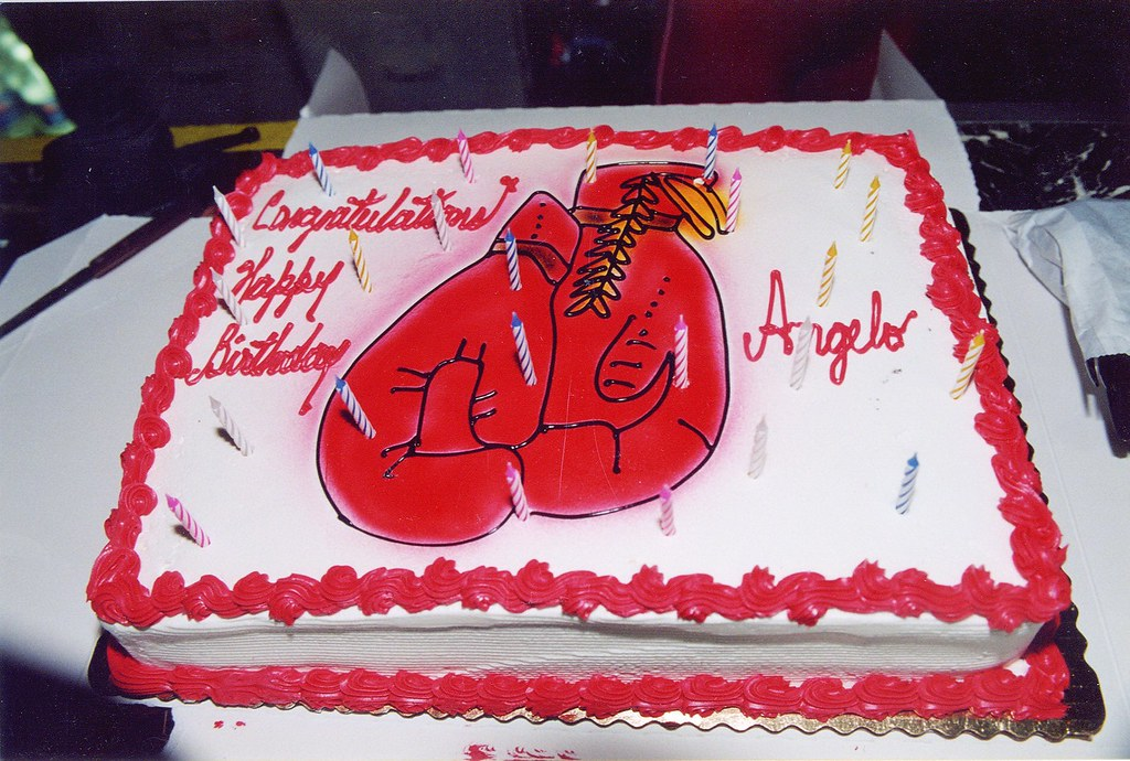 Angelo dundees 80th birthday cake at south florida boxing flickr angelo dundees 80th birthday cake at south florida boxing by south beach boxing publicscrutiny Images