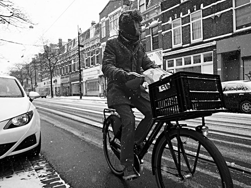 Cycling in winter conditions #2 | by Gerard de Boer