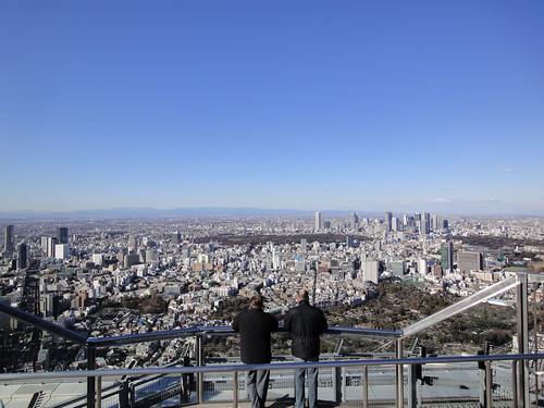 Sky Deck, Roppongi Hills Mori Tower