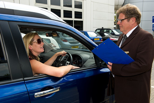 Checking in to the hotel car park | by Holidayextras