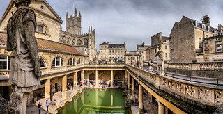 Roman Baths | by Matt Bigwood