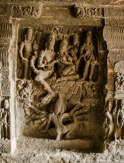 Ellora Caves | by Shadows Galore