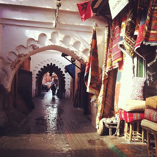 Marrakech Markets | by Elissa @ 17 and Baking
