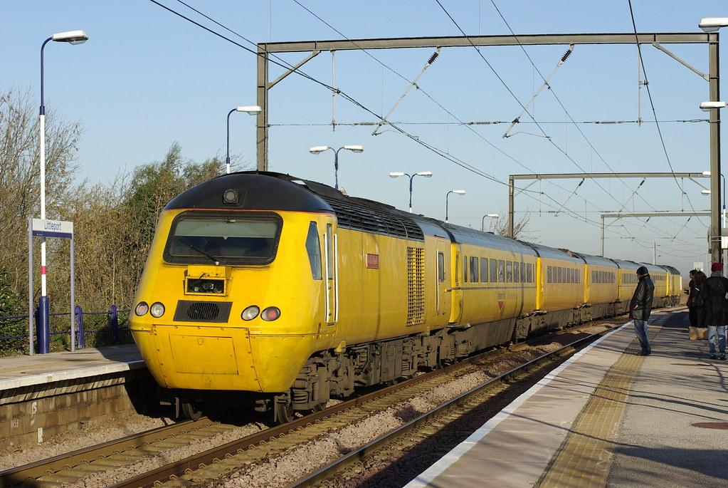 NR. 'New Measurement Train' - ...