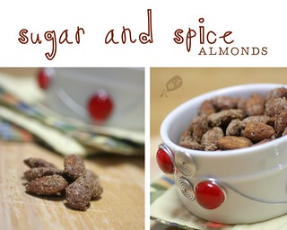 Sugar and Spice Almonds | by Alli 'n Son