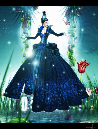 MVW 2012 National Gown - Top 12 Finalist | by Falbala Fairey ~Model, Blogger, Photographer