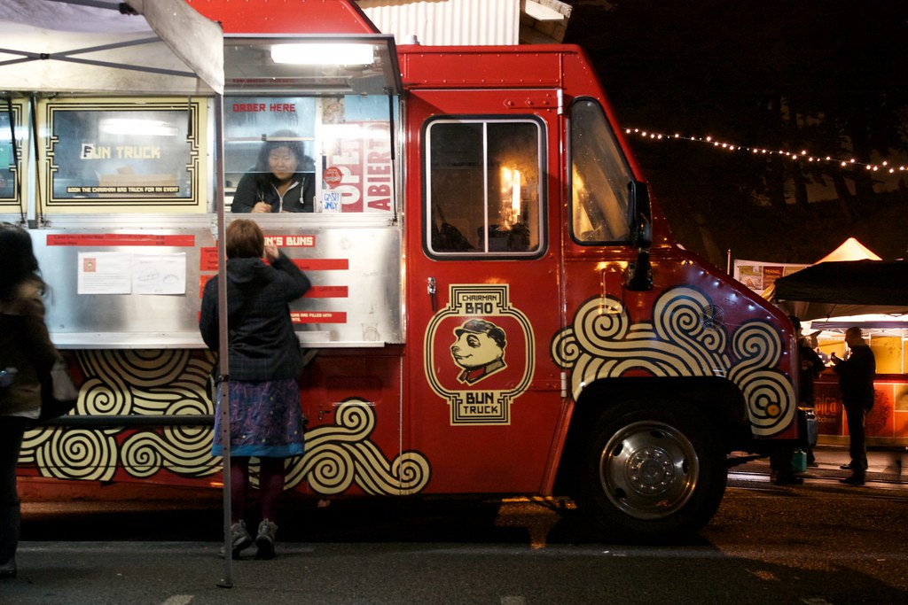Chairman Bao Food Truck Off The Grid San Francisco Flickr