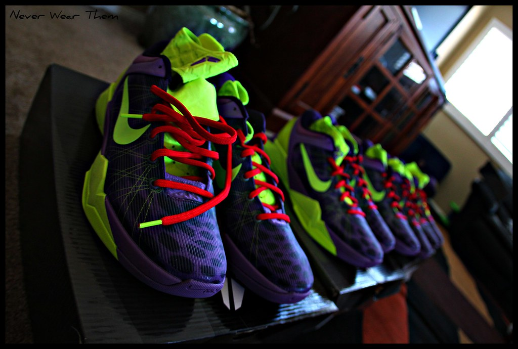 Kobe 7 | Not for sale. 2 of them are accounted for. | Edwin Barrera ...