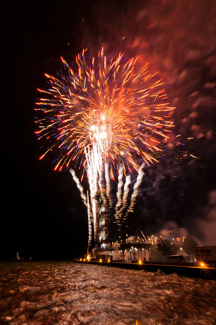 2011 Celebrate Erie Fireworks