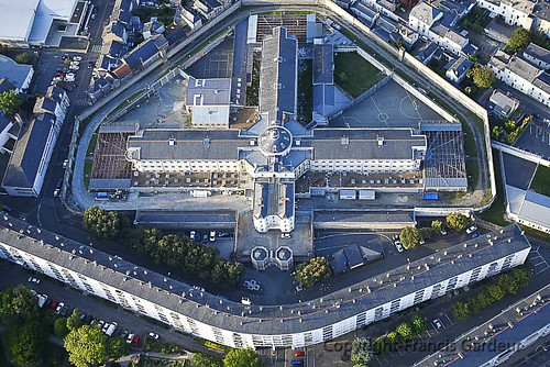 Prison d'Angers_Maine et Loire_France | by Photographer for the Earth